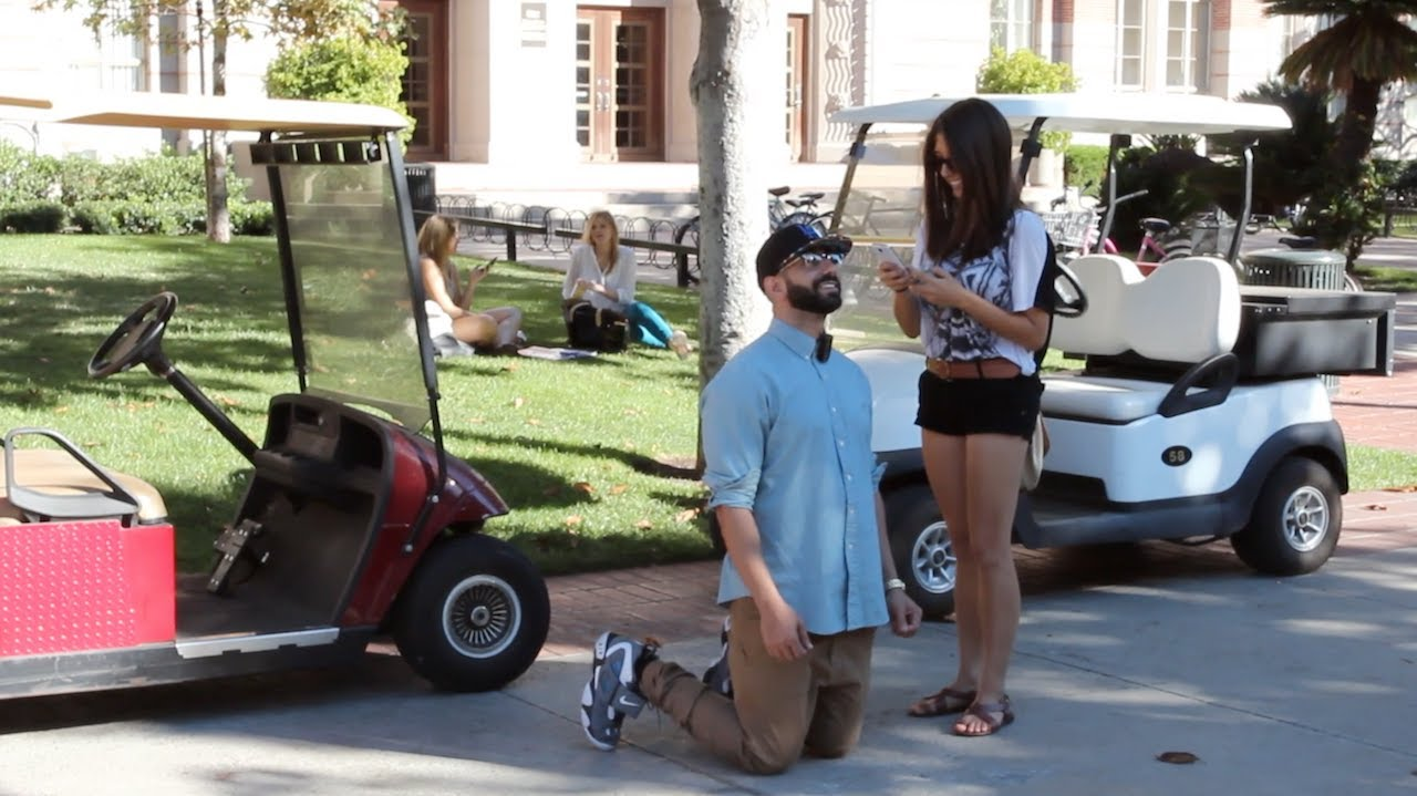 flirting moves that work golf cart reviews 2016: