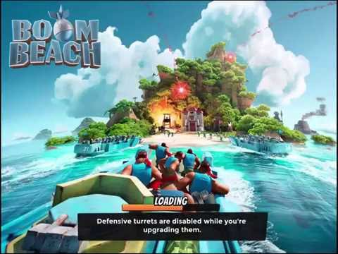 Boom Beach - How to level up faster than anyone
