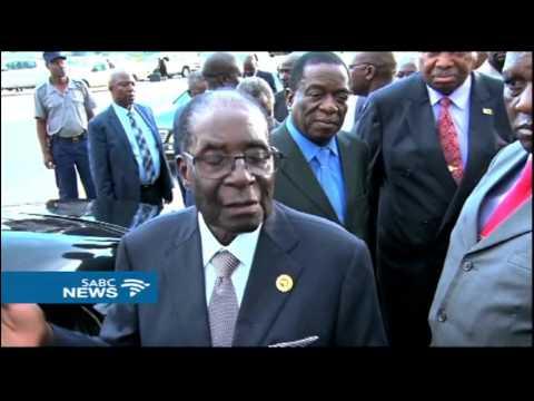Mugabe responds to AU's decision to readmit Morocco