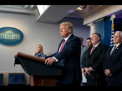 Secretary Pompeo Delivers Remarks At The Coronavirus Task Force Press Briefing | March 20, 2020