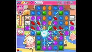 Candy Crush Saga Level 1555 No Boosters