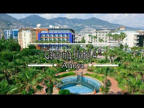 Gardenia Hotel 4*, Alanya, Turkey