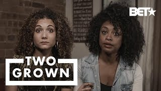 Alana & Jourdan Experience Gentrification At A Whole New Level S2 E1 | Two Grown
