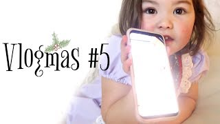 VLOGMAS #5   THE BEST TEXT EVER