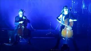 Apocalyptica - Until It Sleeps (Metallica cover) - Bogotá 19 de Noviembre 2017