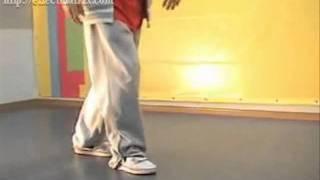 Обучение Хип Хоп танцам - back jump(russian-stuff.ru)