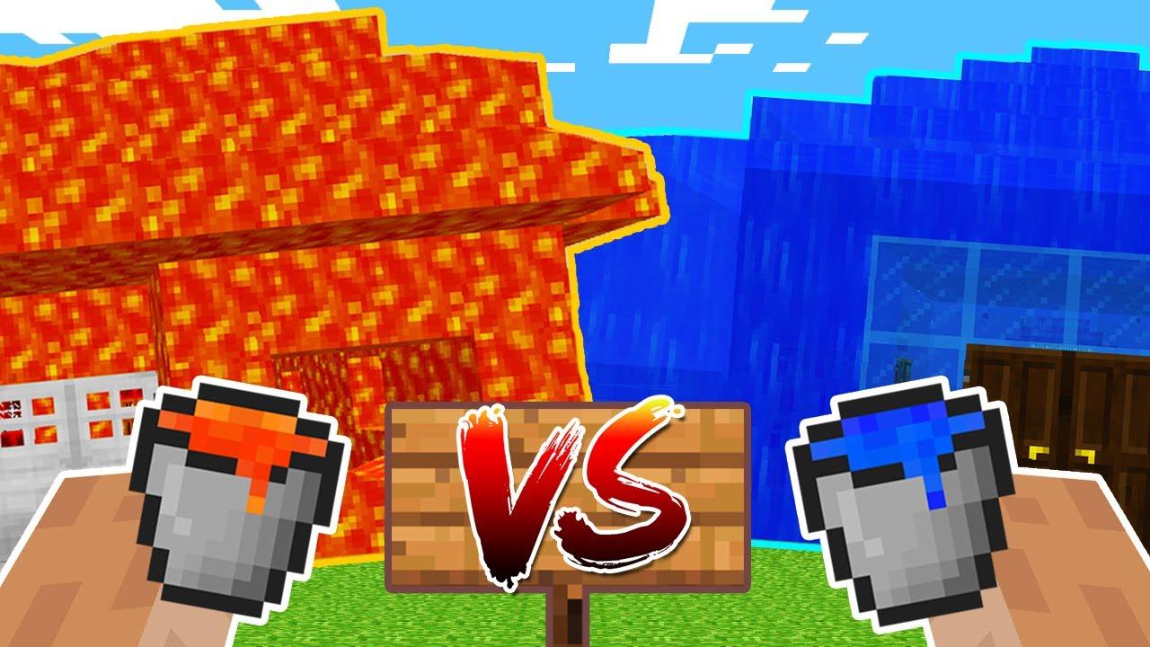 Casa di lava vs casa di acqua chi vincera for Case pazze