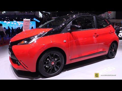 2017 Toyota Aygo - Exterior and Interior Walkaround - 2017 Geneva Motor Show