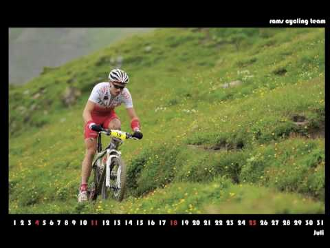 Rams Cycling Kalender 2010 HD