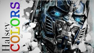 -COLORS- [Optimus Prime]