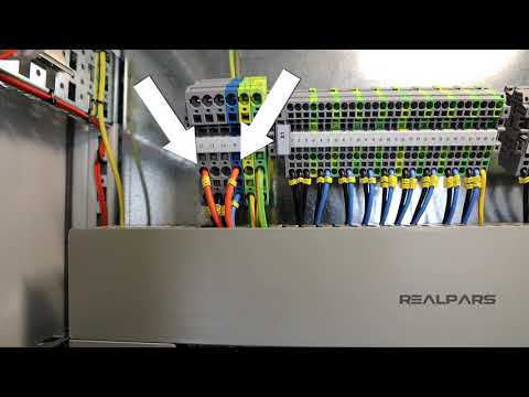 What Does An Orange Wire Do In An Electrical Control Panel?