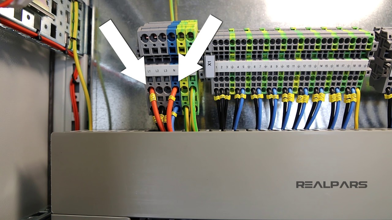 What Does An Orange Wire Do In An Electrical Control Panel
