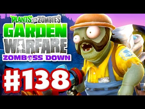 Plants vs. Zombies: Garden Warfare - Gameplay Walkthrough Part 138 - Plumber (Xbox One)