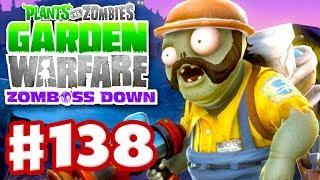 Plants vs. Zombies: Garden Warfare - Gameplay Walkthrough Part 138 - Plumber (Xbox One)