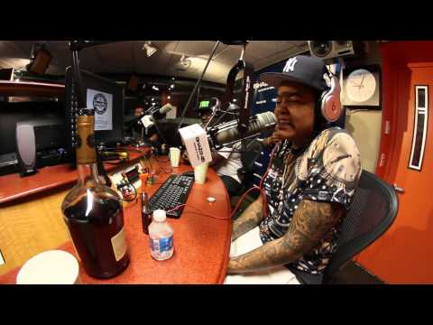 Young M.A. Freestyle on Showoff Radio with...
