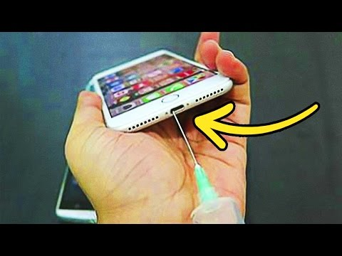 Thumbnail: 22 EPIC PHONE HACKS YOU MUST SEE