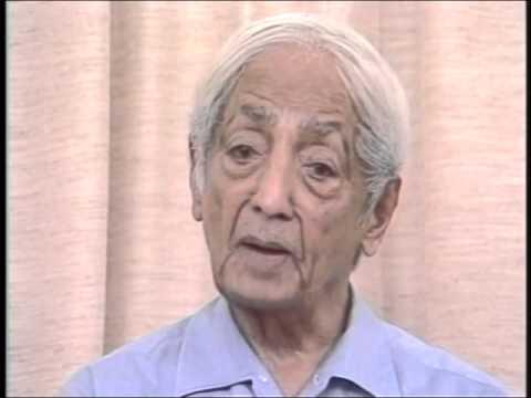 J. Krishnamurti - Brockwood Park 1983 - Public Talk 1 - How can the brain transform itself?