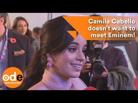 MTV EMAs: Camila Cabello doesn't want to meet Eminem!