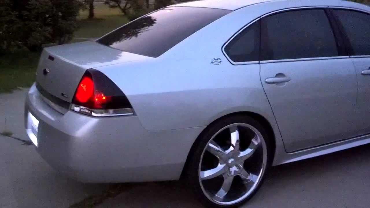 2009 Impala 22s Youtube