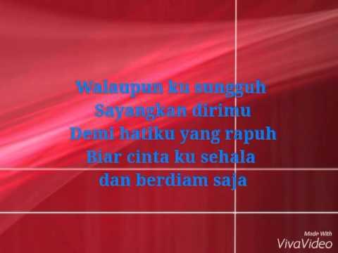 Bila AF2015 ~ Diam Saja (MV Lyrics)