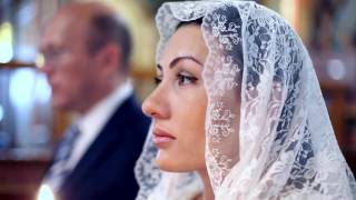 Венчание в Храме Георгия Победоносца, Ростов-на-Дону, видеосъемка венчания в храме