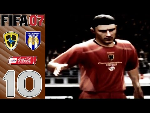 FIFA 07 Manager Mode - vs Cardiff City (H) & Colchester United (A) - Part 10