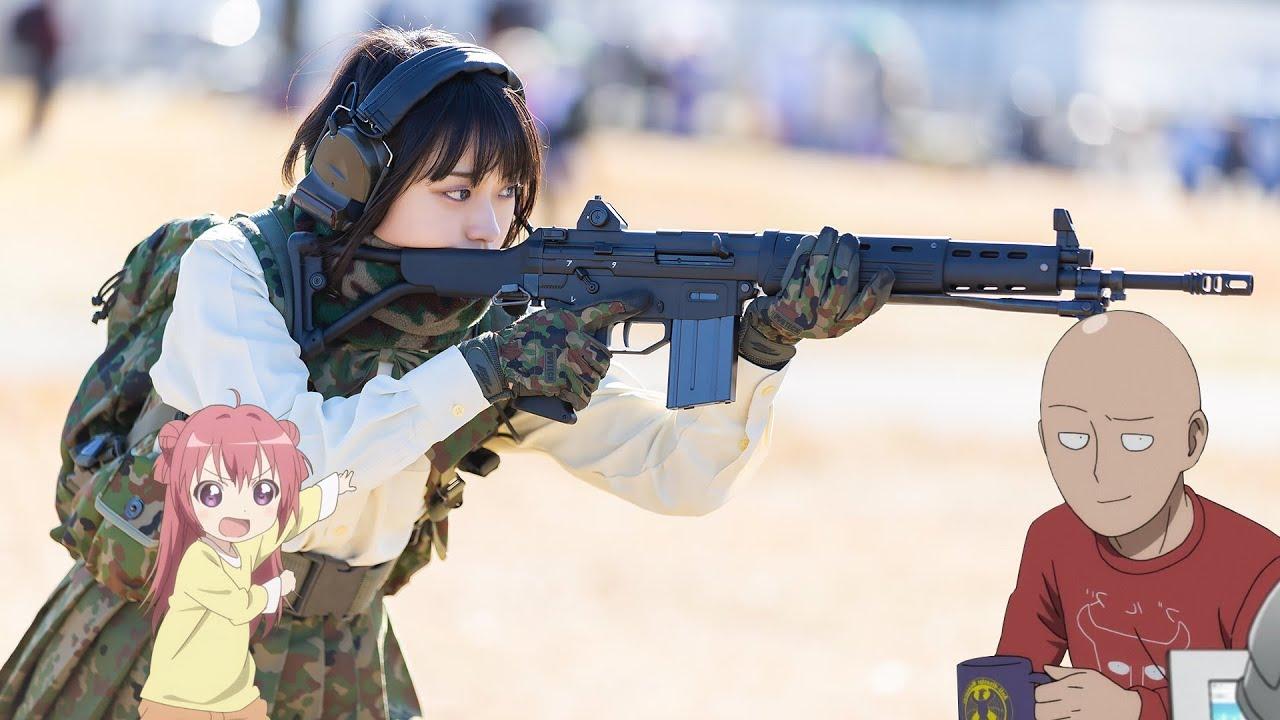 Japan Self-Defense Force 2020 │ 日本自衛隊 │ Kasabuta カサブタ