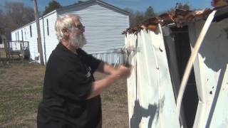 Angry Grandpa - Destroys Shed