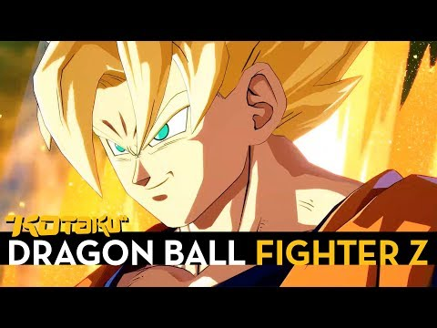 Dragonball Fighter Z Trailer