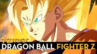 Dragon Ball Fighter Z Trailer