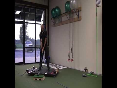 Golf Swing Strength Training