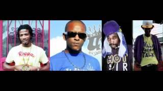 Gyptian Ft Munga, Supa Hype & Chi Ching - Slap Wey - Money Box Riddim (June 2012)