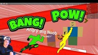 roblox angry big noob