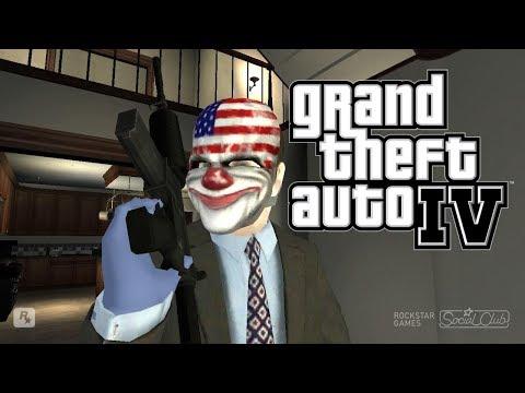 GTA IV - Payday Remake