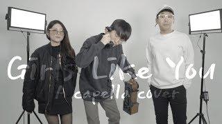 Baixar Girls like you - Maroon5 Acappella Covered by Charming_Jo, BB배짱이, 뼝아리