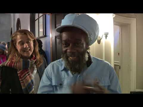 BlackerDread and Molly Dineen Live reaction during the BBC2 screening of Being Blacker on 12/03/2018