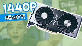 RTX 2060 Review - The GPU to Buy in 2019?! [1440P & 4K Gaming TESTED!]