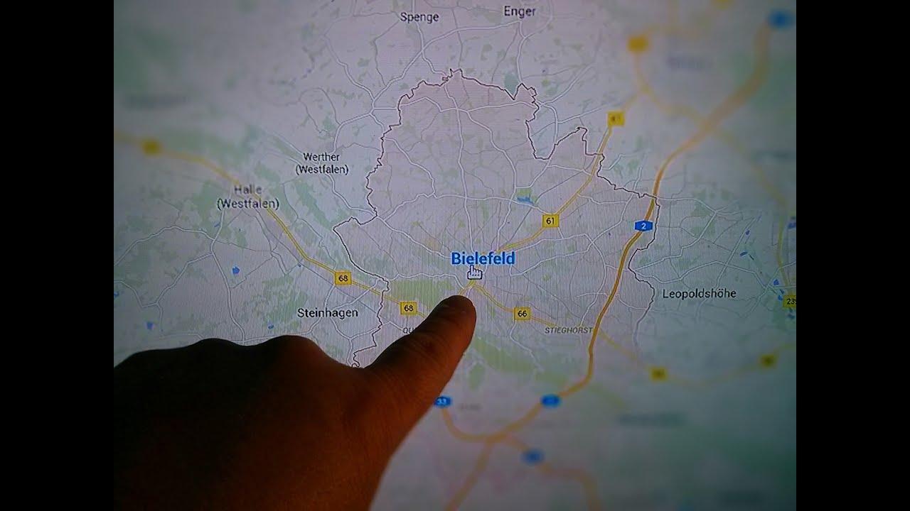 Die Bielefeld-Verschwörung
