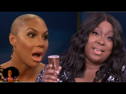 Tamar Braxton Sparks BREAKUP Rumors & Loni Love Gives Her A Tearful Shout Out On The REAL
