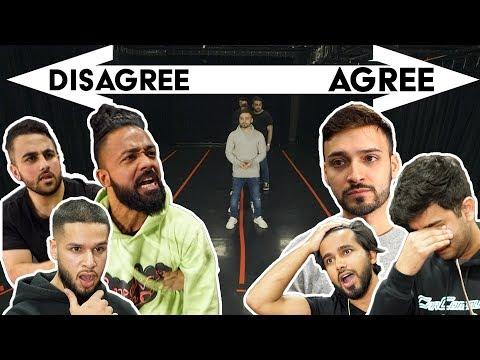 Do All Muslim Men Think the Same?