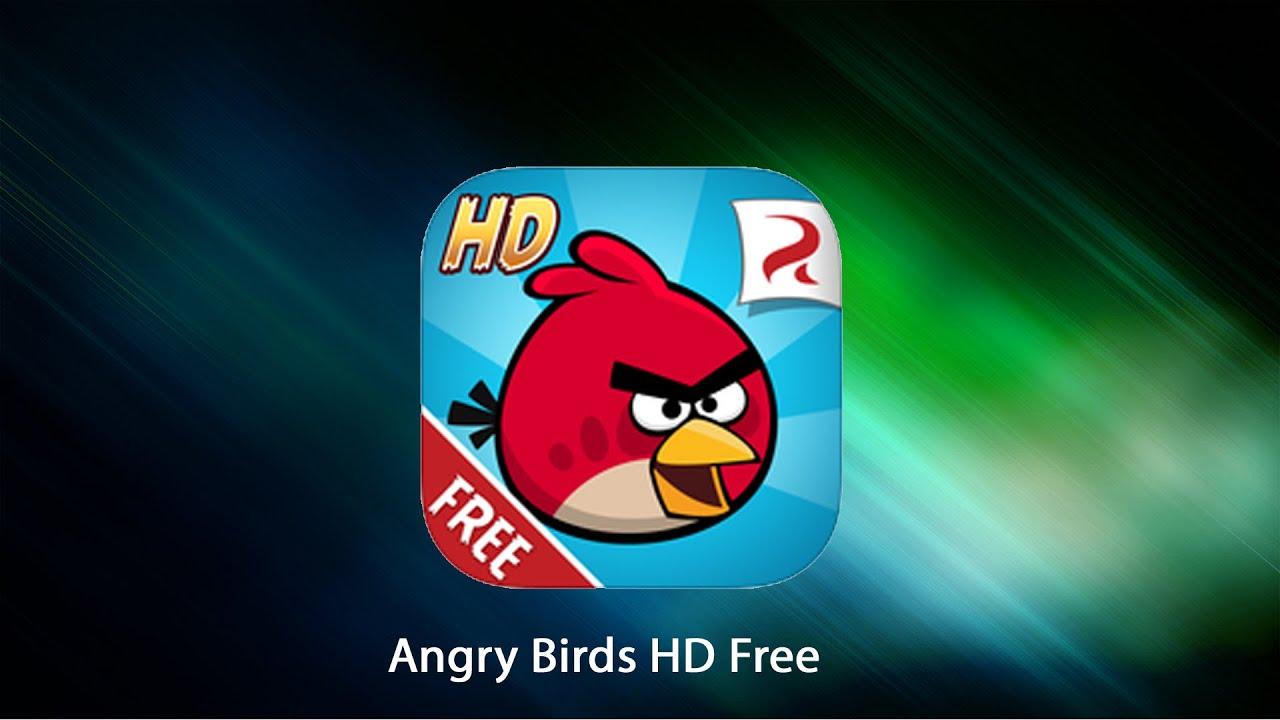 angry birds hd free