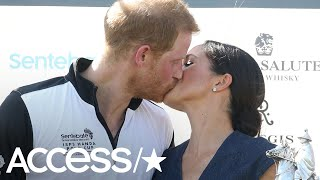 Prince Harry & Meghan Markle's 2018 Love Timeline | Access