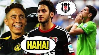 FIFA 17 KARRIEREMODUS BVB #03 EMRE MOR DISST HAKAN CALHANOGLU GOMEZ TORLOS?! FIFA 17 KARRIEREMODUS