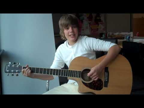 Justin Bieber One Less Lonely Girl Acoustic Seventeen Magazine