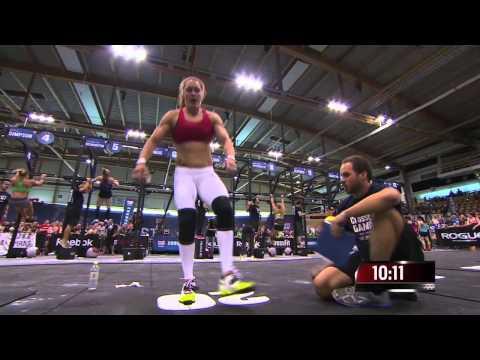 CrossFit - Sam Briggs: Women's Event 4
