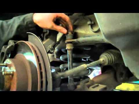 Ford Ranger stabilizer anchor bar pins By:Kris & Ethan