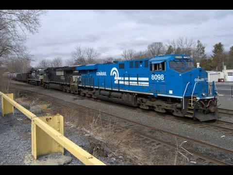 Highlights along the NS Lehigh, Harrisburg & Morrisville Lines, Plus More