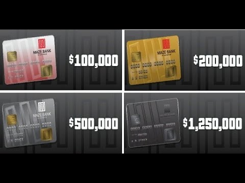 gta-online:-cash-cards-and-4-free-dlc-packs-information