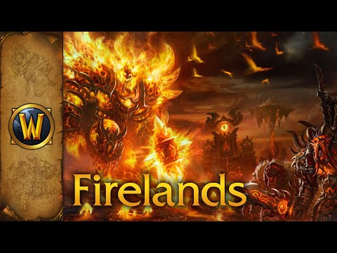 World Of Warcraft - Music & Ambience - Firelands