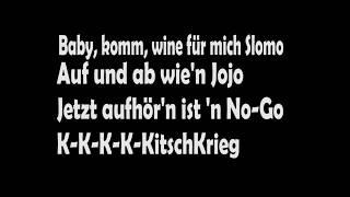 KitschKrieg feat Gzuz -  Standard (lyrics)